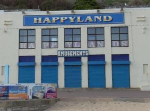 Happy-land?